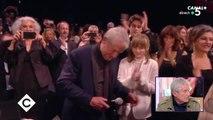"""""""Je ne savais plus comment je m'appelais"""" : Claude Lelouch ému aux larmes lors de son ovation à Cannes"""