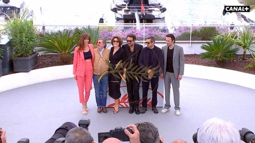 Photocall du film La Belle Epoque - Cannes 2019