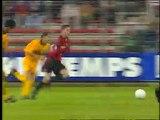 09/09/94 : Jocelyn Gourvennec (35') : Rennes - Cannes (3-1)