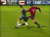 09/09/94 : Marco Grassi (89') : Rennes - Cannes (3-1)