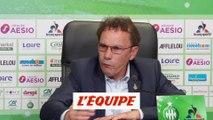Romeyer «Gasset, le plus grand entraîneur depuis que je suis ici » - Foot - L1 - Saint-Etienne