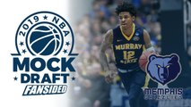 2019 NBA Mock Draft - Grizzlies select Ja Morant with No. 1 Pick