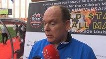 "F1 - Prince Albert II : ""Lauda, un grand champion, un grand monsieur"""