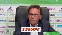 Romeyer confirme le départ de Rocheteau - Foot - L1 - Saint-Etienne