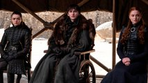 Sophie Turner Vapes In Hilarious Games of Thrones Finale Photo