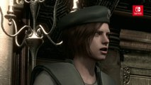 Resident Evil - Trailer de lancement Switch