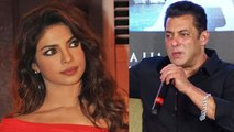 Bharat: Salman Khan breaks silence on again working with Priyanka Chopra | FilmiBeat