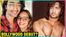 Shaheer Sheikh REACTS On His Bollywood Debut With Yash Raj Films