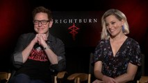 James Gunn and Elizabeth Banks | 'Brightburn' Interview (Exclusive)