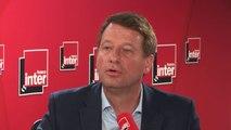 """Yannick Jadot, tête de liste EELV aux élections européennes : """"S'il y a un fort score [...], le centre de gravité politique de l'Europe sera entrain de changer autour de l'écologie"""""""