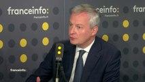 """Belfort : """"J'ai demandé à General Electric de ne fermer aucun site"""" affirme Bruno Le Maire"""