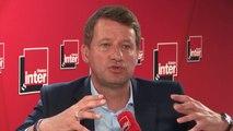 """Yannick Jadot, tête de liste EELV aux élections européennes :""""Raphael Glucksmann va se retrouver dans un groupe qui ne lui correspond en rien (...) Moi je ne veux pas des gens qui zigzaguent"""""""