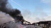 Un incendie a ravagé l'usine Arclynn de Missillac
