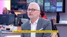 """Philippe Lévêque : """"Notre économie capitaliste s'effondrera si nos prix ne reflètent pas la réalité écologique"""""""
