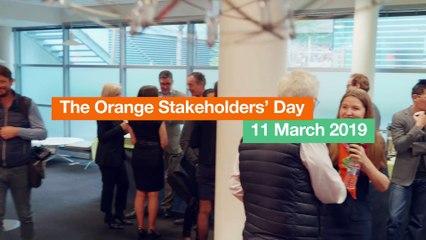 2018 Integrated Annual Report Orange
