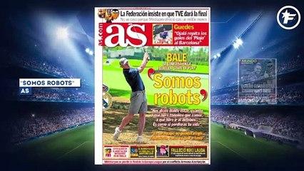 Revista de prensa 22-05-2019