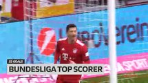 Football | Bundesliga : Robert Lewandowski, le meilleur buteur de la saison 2018-2019