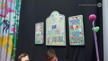 Magdalena Kita: I want some slashes… / Art Cologne 2019
