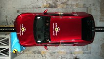 Crash-test Euro NCAP de la Mazda 3
