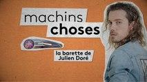 Julien Doré dans la collection Machins Choses