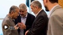 Bekas ketua Hamas jumpa Dr M di Putrajaya