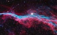 El primer vídeo panorámico desde el espacio en la historia