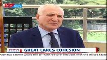 Peace and cohesion for Great Lakes Region _
