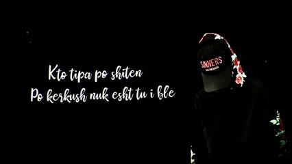 3GLANTIN - KREJT E DIN (Official Video Lyrics) #INTHISCITY