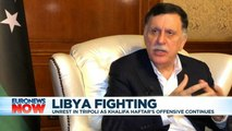 'Haftar's troops are criminals and thugs,' Libyan PM tells Euronews in exclusive interview