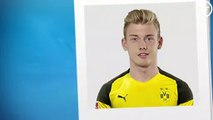 OFFICIEL: Julian Brandt s'engage avec le Borussia Dortmund
