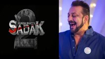 Sanjay Dutt to do item number in Alia Bhatt's Sadak 2 | Filmibeat