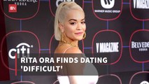 Rita Ora Is Too Busy To Find Her Man