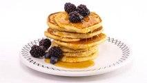 How To Make 5-Minute Blender Oat Pancakes By Katie Lee