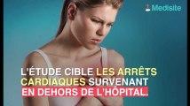 Arrêt cardiaque : les femmes ont moins de chance de survie que les hommes