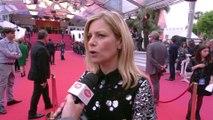 Marina Foïs fan du cinéma de Xavier Dolan - Cannes 2019