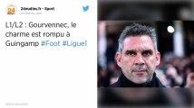 Ligue 1. L'entraîneur de Guingamp, Jocelyn Gourvennec, s'en va !