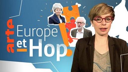 Brexit : un nouveau référendum ? - Europe et hop | ARTE
