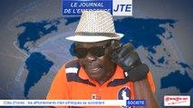 JTE : Affrontements inter-ethniques à Béoumi - Gbi de fer crie son indignation