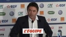 La liste sans Abdou Diallo, avec Anthony Caci et Colin Dagba - Foot - Euro Espoirs - Bleus