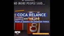 Coca-Cola relance son New Coke, le pire échec commercial de son histoire