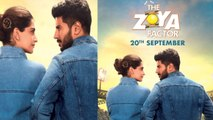 Sonam Kapoor & Dulquer Salmaan starrer Zoya Factor's new poster out   FilmiBeat