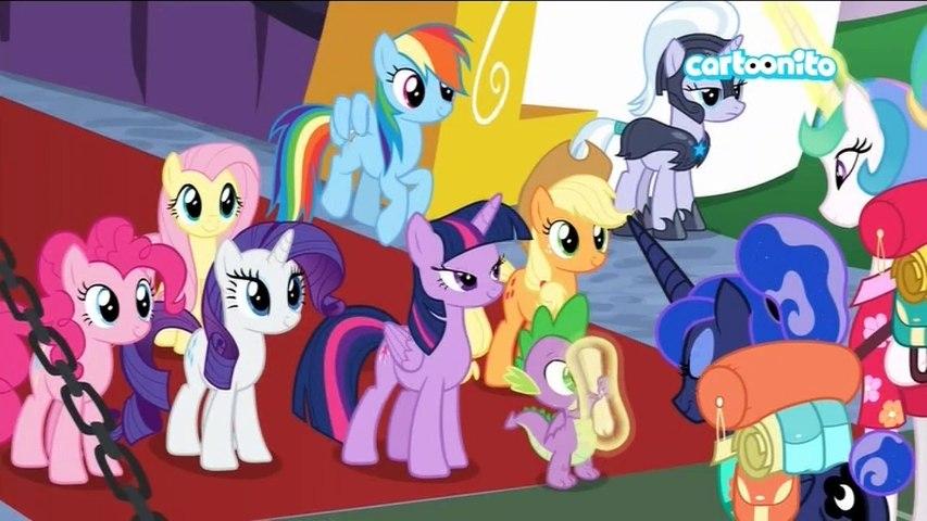 My Little Pony L'amicizia è Magica [Stagione 9] [Episodio 13] Sorelle in viaggio [COMPLETO]