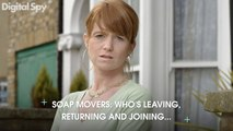 Soap Movers! Who's leaving, joining and returning?