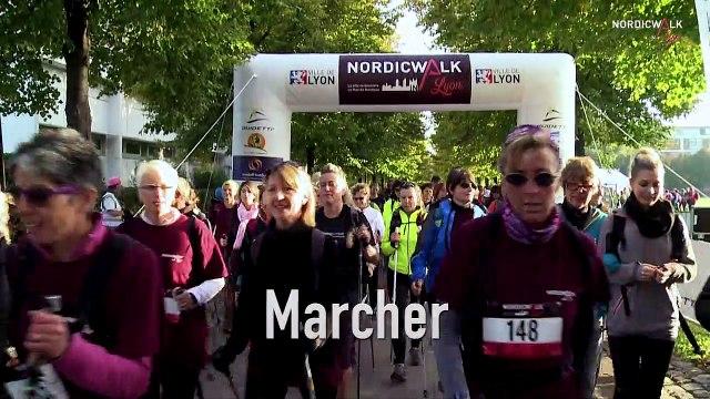 Teaser Nordic Walk in Lyon 2019