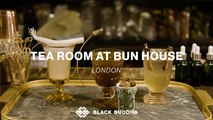 Tea Room at Bun House