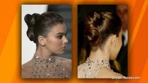 Updo Tutorial With Hairnets For Long Heavy Hair With Chris Appleton