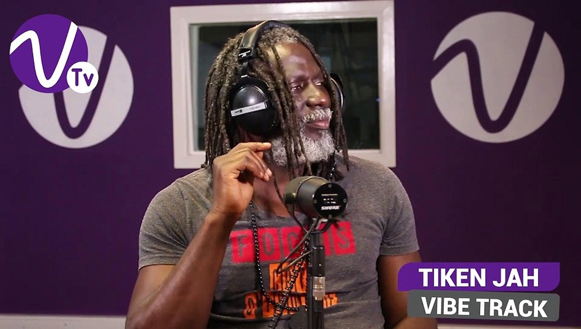 Vibe Track - Tiken Jah freestyle