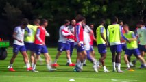 Kante back to training as Chelsea prepare for UEFA Europa League final against Arsenal