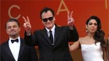 Tarantino Says He Didn't Consult Polanski About Film Set Around Manson Murders
