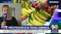 Saint-Malo: deux salariés de Cora virés pour avoir refusé de travailler le dimanche